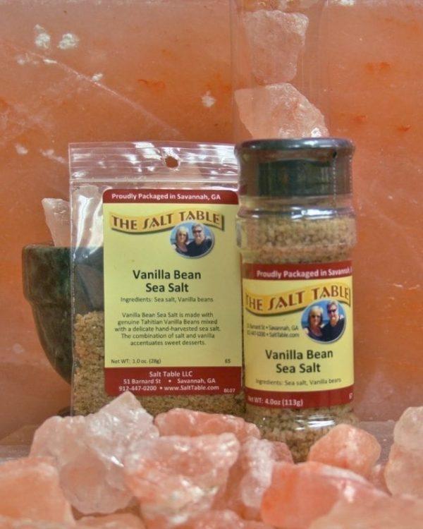 Vanilla Bean Sea Salt