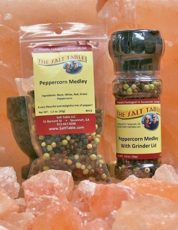 Peppercorn Medley