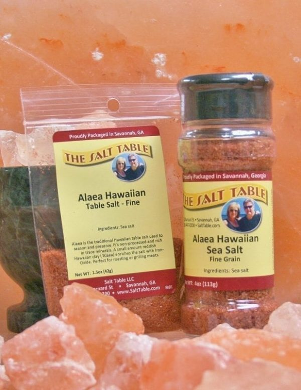 Red Hawaiian Salt - Fine