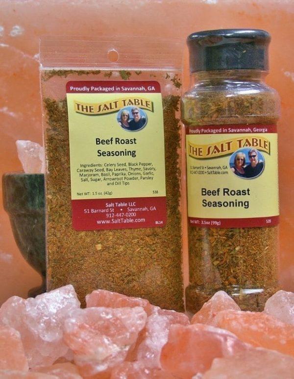 Beef Roast Seasoning