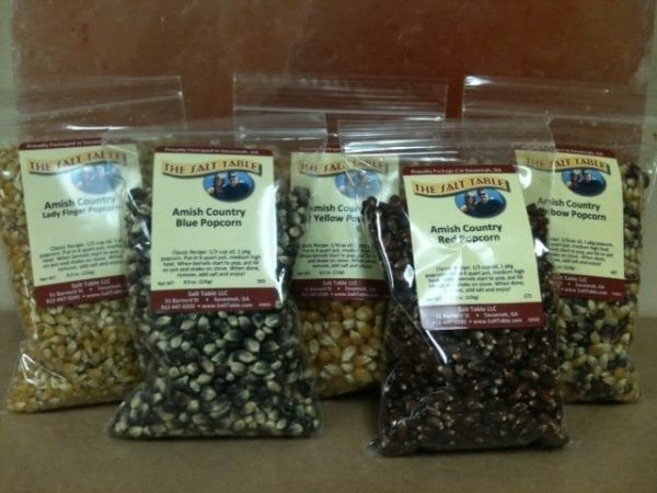 Amish Country Gourmet Rainbow Popcorn