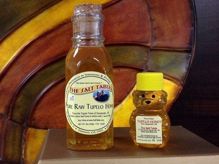 Salt Table's Famous Tupelo Honey