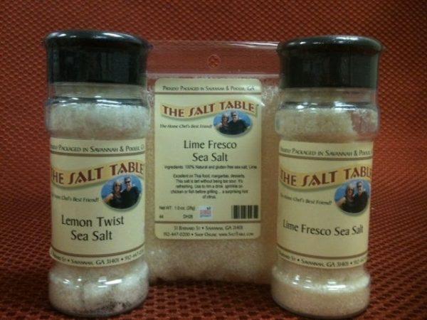 Lime Fresco Sea Salt