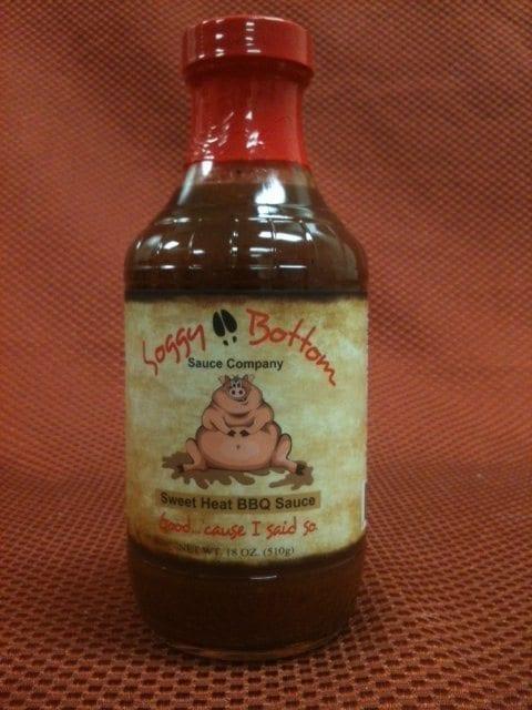 Soggy Bottom Sweet Heat BBQ Sauce
