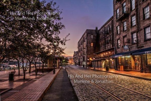 Savannah Collection Photo - River Street #Sav100