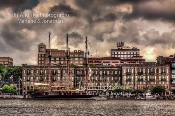 Savannah Collection Photo - Savannah River #Sav34