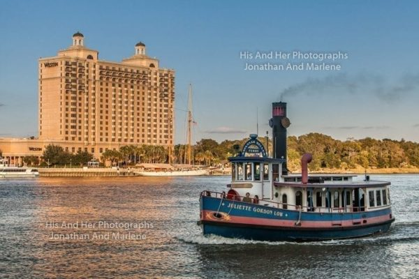 Savannah Collection Photo - Savannah River Ferry #Sav83