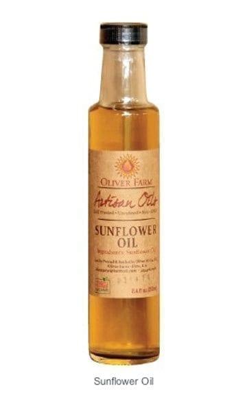 Oliver Farms Sunflower Oil