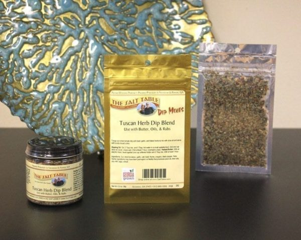 Tuscan Bread Dipping Oil Seasoning Mix