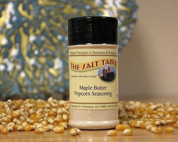 Maple Butter Popcorn Seasoning