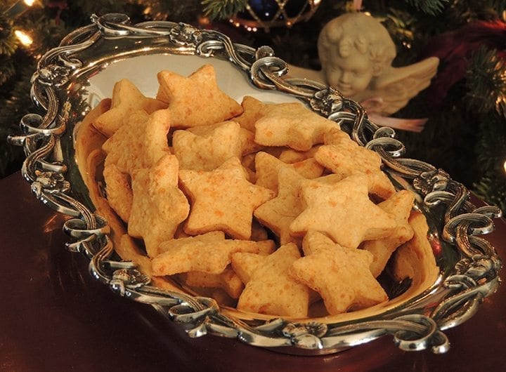Cheese-Stars