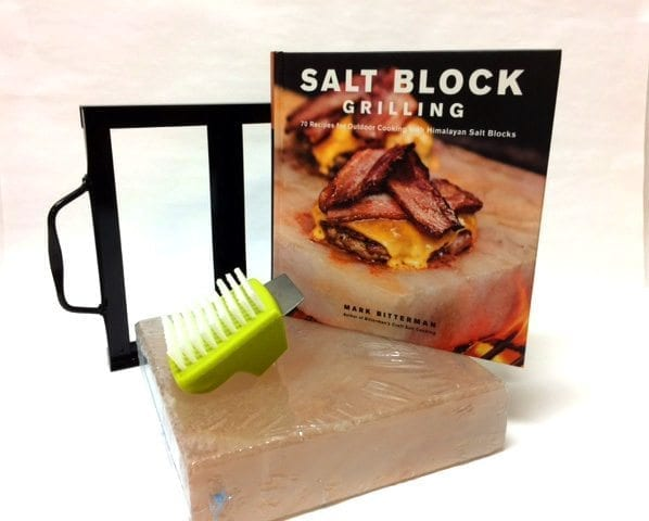 salt block cooking 70 recipes for grilling chilling searing and serving on himalayan salt blocks bittermans